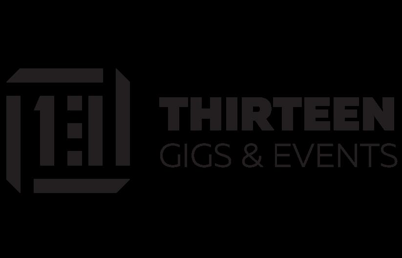Thirteen Gigs & Events