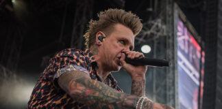 Papa Roach @ Nova Rock 2019
