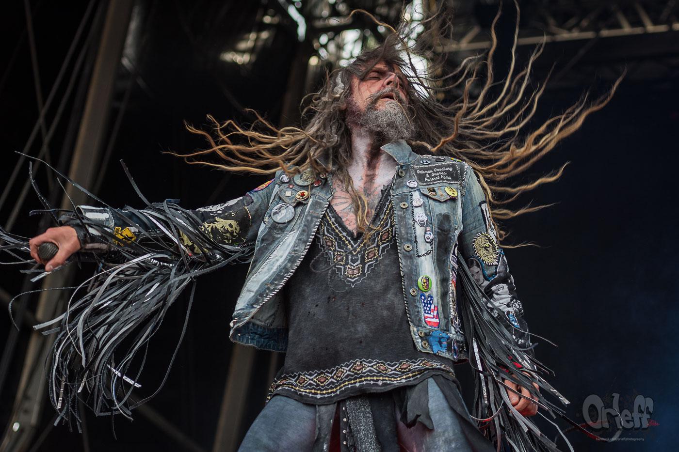 Rob Zombie @ Nova Rock 2019
