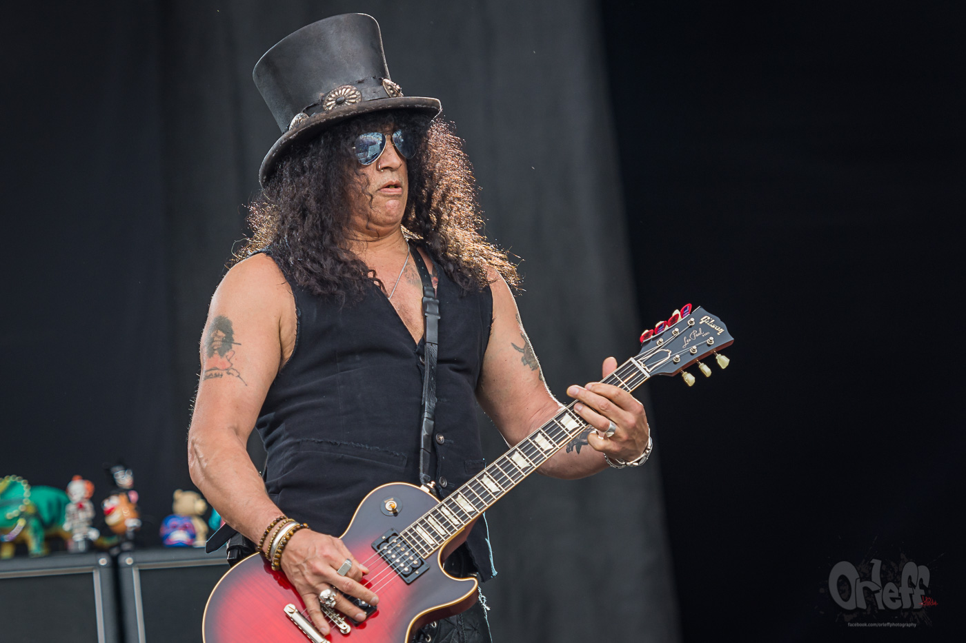 Slash feat. Myles Kennedy & The Conspirators @ Nova Rock 2019