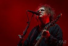The Cure @ Nova Rock 2019