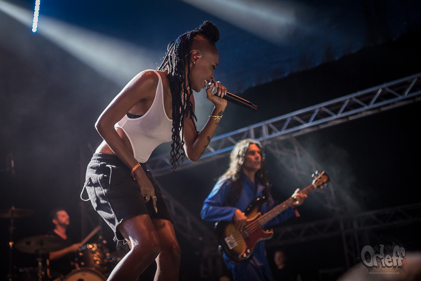 Thievery Corporation @ INmusic festival, 2019