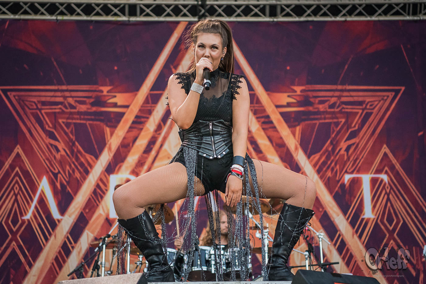 Amaranthe @ Hills Of Rock, 2019