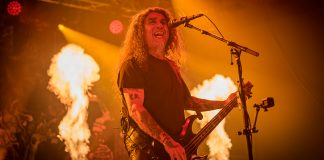 Slayer @ Festivalna Hall, 2019