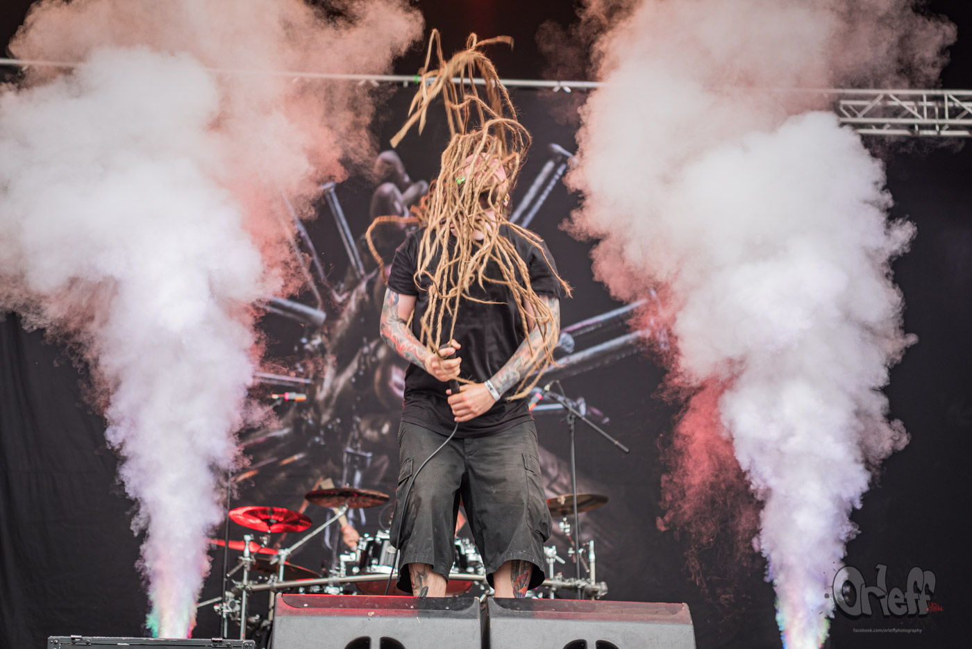 Decapitated @ MetalDays Festival 2019