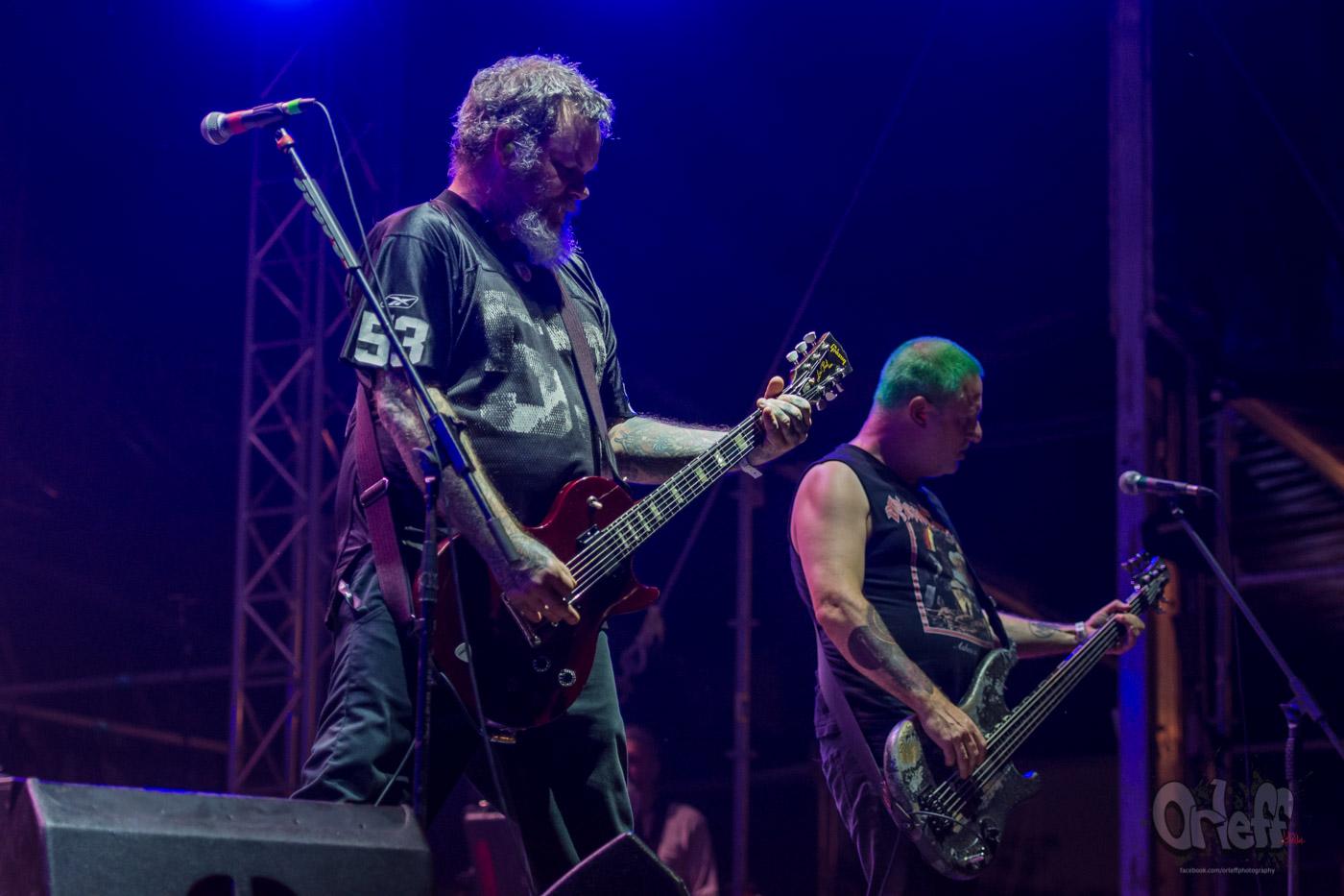 Neurosis @ MetalDays Festival 2019