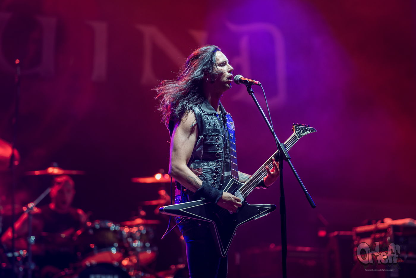 Firewind @ Varna Rock Fest, 2019