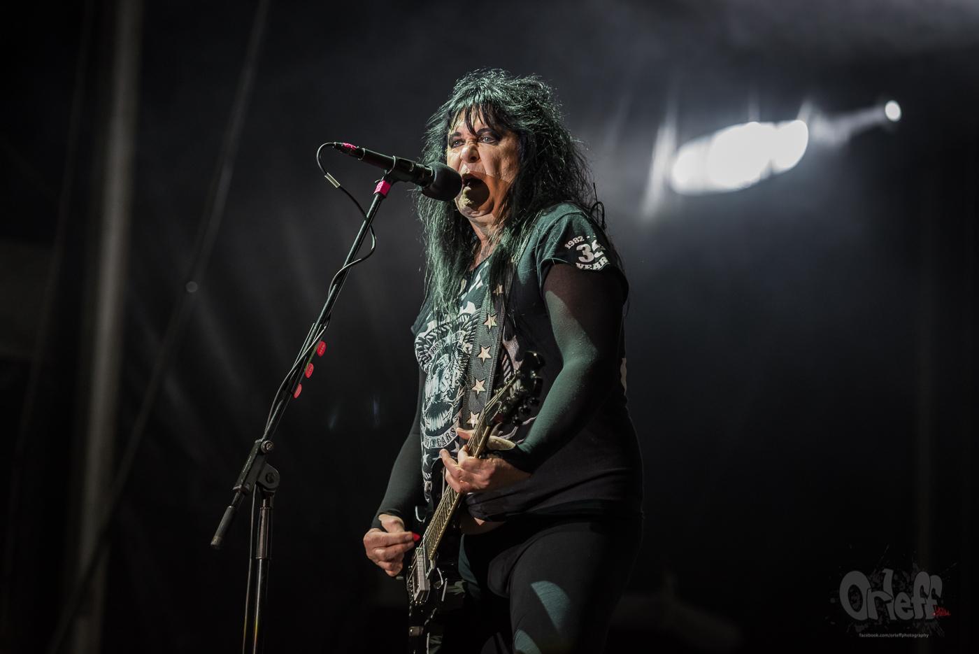 W.A.S.P. @ Varna Rock Fest, 2019