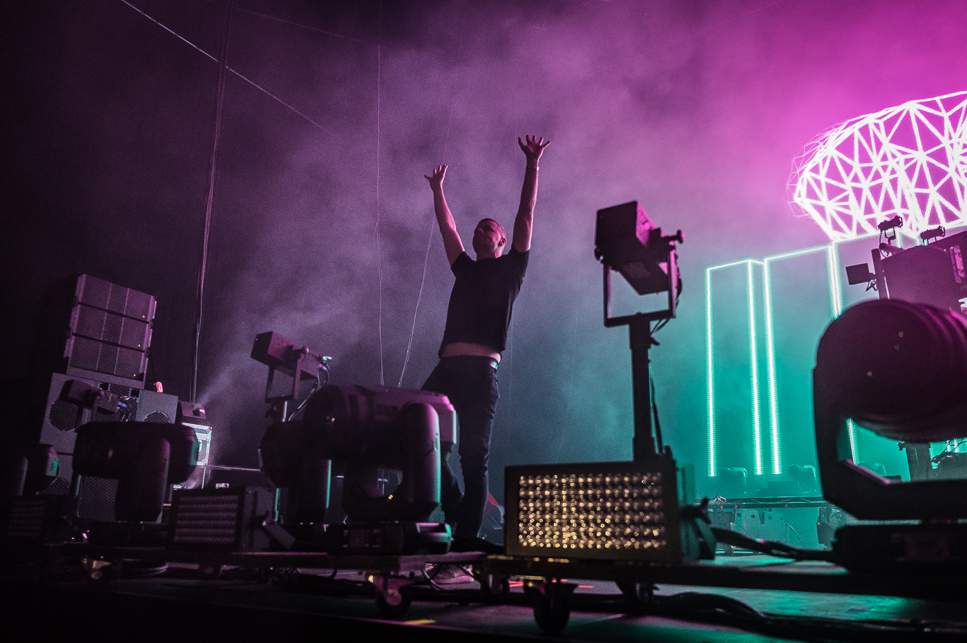The Chemical Brothers @ Arena Armeets, 2019