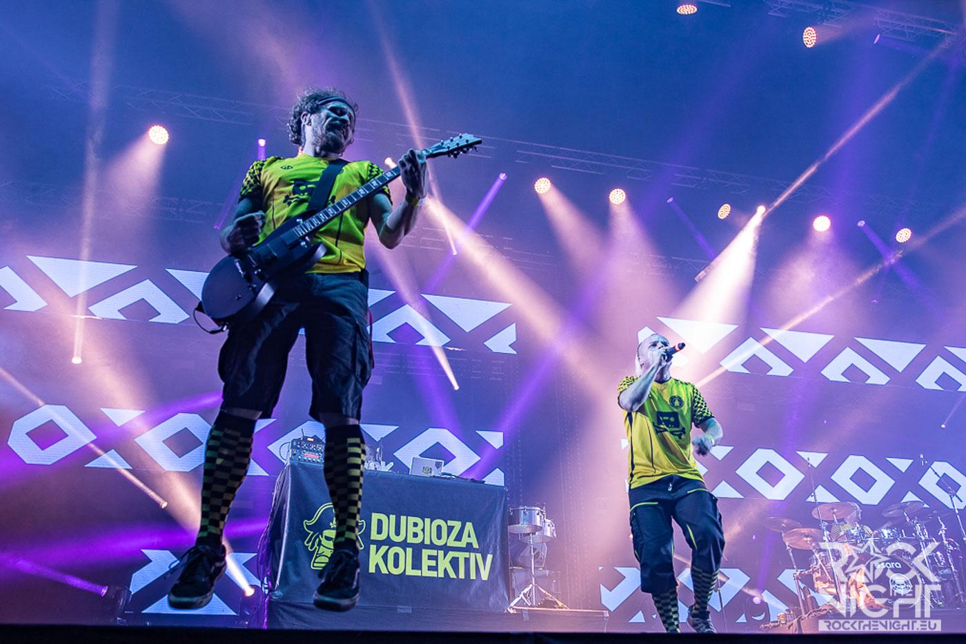 Dubioza Kolektiv @ Arena Armeets, 2019